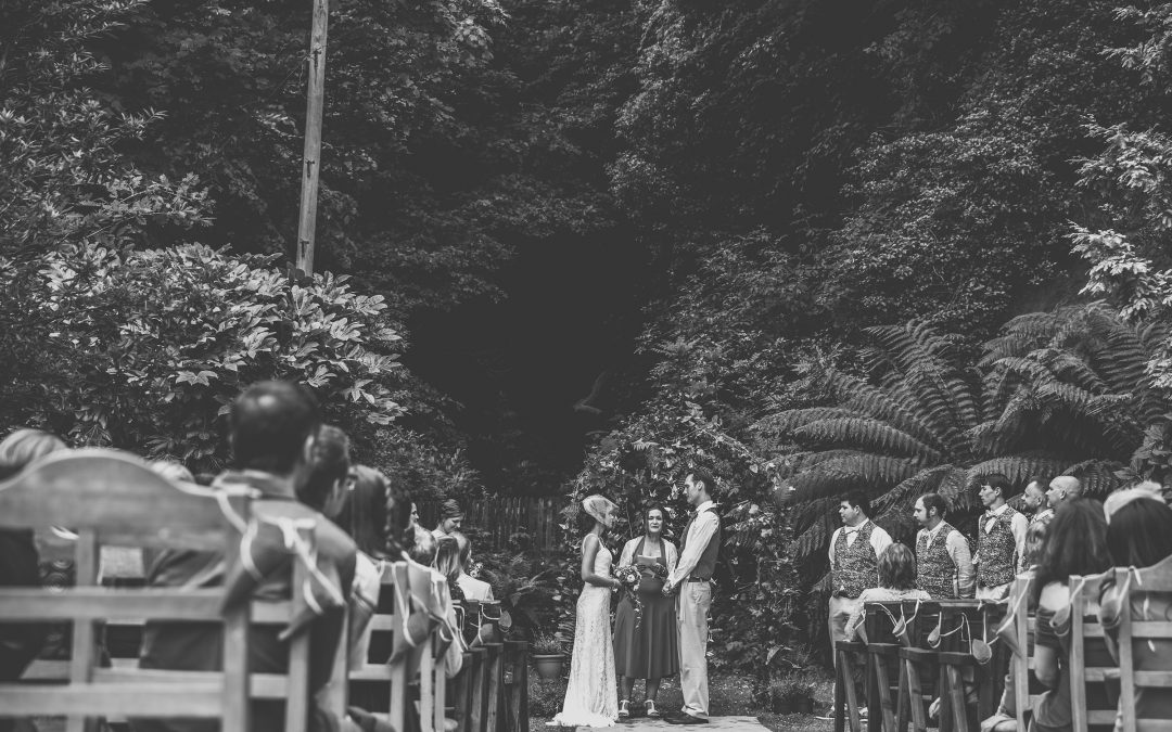 A celebrant led wedding – 'Supplier Section'