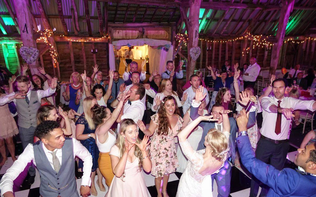 Wedding DJ – 'Supplier Section'